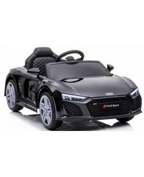 Elektrické autíčko Audi R8 LIFT čierne